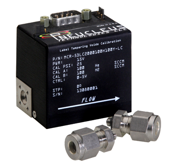 Micro Flow Meters from Pneucleus