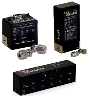 Flow Controllers and Flow Meters from Pneucleus Technologies